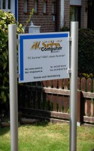 ALSEHK Computer Bremen Firmenschild