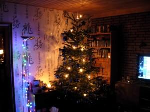 Weihnachtsbaum bei ALSEHK Computer Bremen