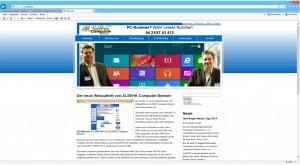 ALSEHK Computer Bremen neue Webseite