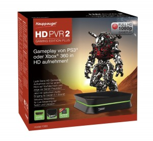 Hauppauge PVR 2 Gamer Edition Plus