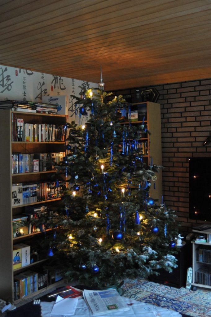 Letztes Weihnachtsfest im Goldener Reif