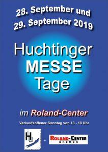 Huchtinger Messe Tage 2019 der IHU